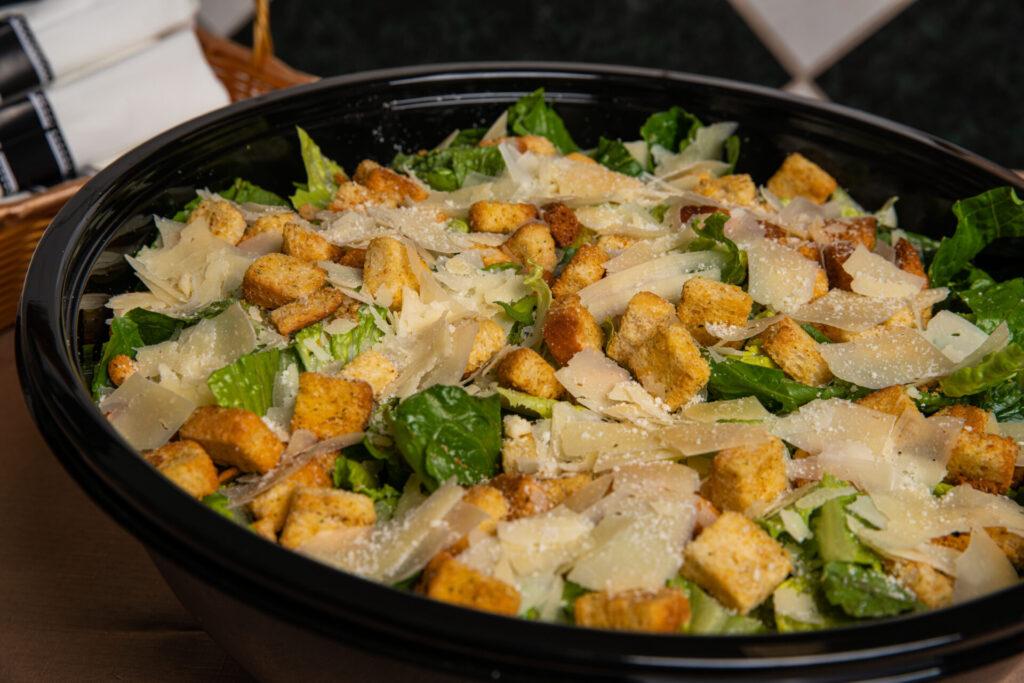 deniros Caesar salad