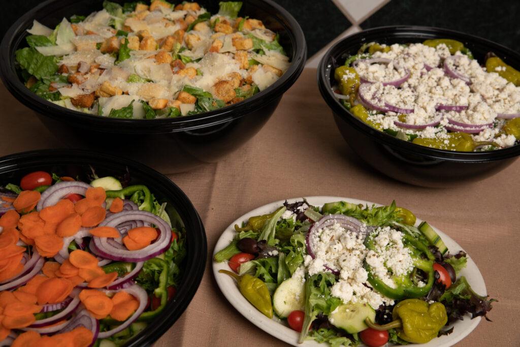 deniros salads